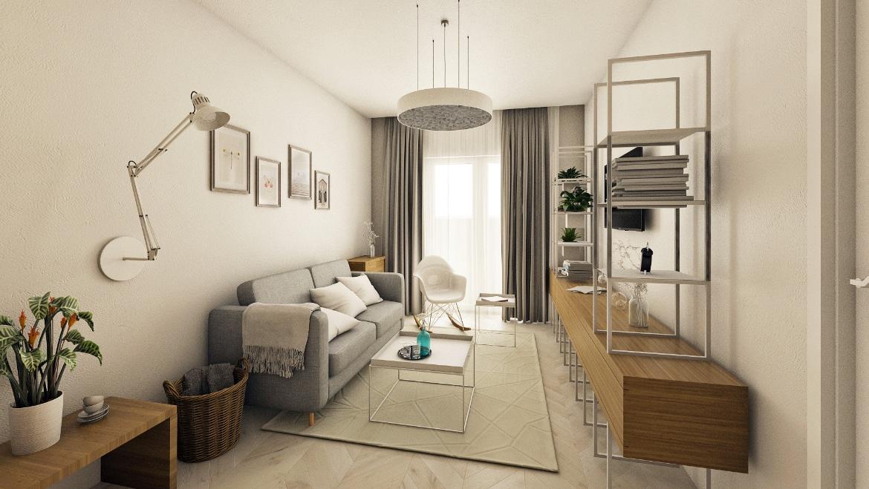 Randare apartament EBS REI